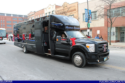 Limousine Services Minneapolis