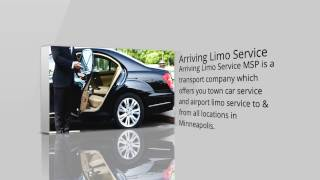 Best Airport Luxury Transportation Service Near Me East Bethel MN