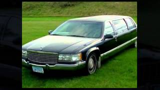 Luxury Transportation Services 55063