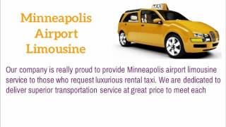 Corporate Limo Services Apple Valley MN