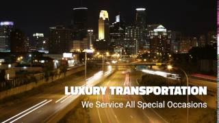 Top Airport Luxury Ground Transportation Near Me Burnsville MN